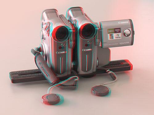 3D Video Rig